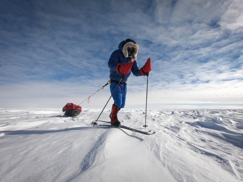 Matthieu TORDEUR - Objectif Pôle Sud