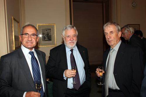 Daniel Forestier, Yves Coppens...