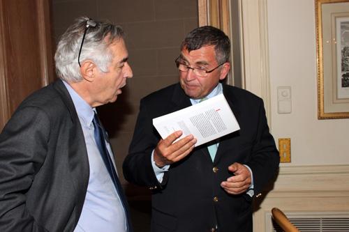 Roger Serre, Xavier Fontanet