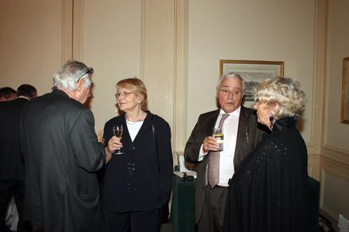 Roger Serre, Maria Nowak, Gérard Atlan...