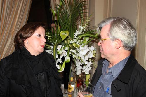 Agnès Bricard, Philippe Gloaguen