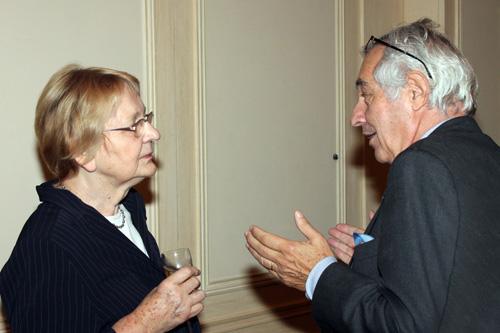Maria Nowak, Roger Serre