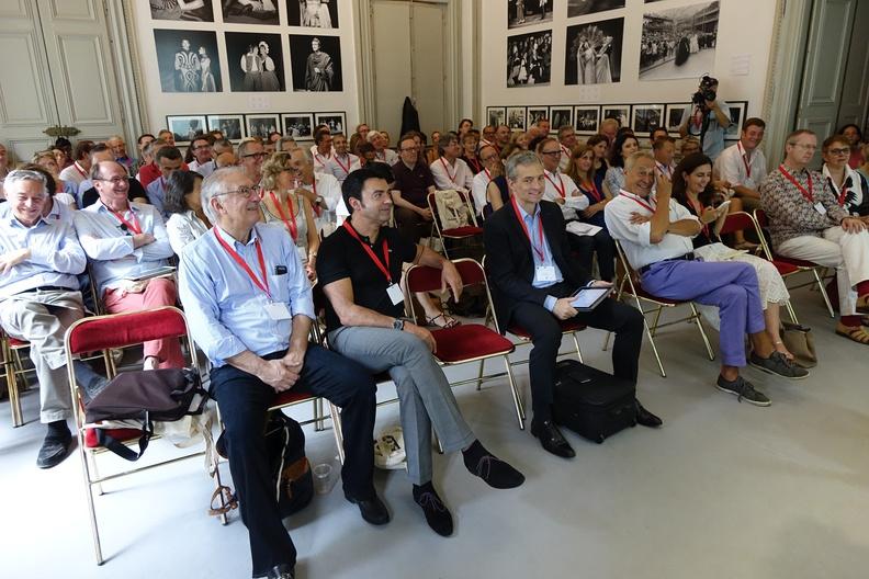 Les participants au Colloque Dirigeants en Pays d'Avignon (DPA)