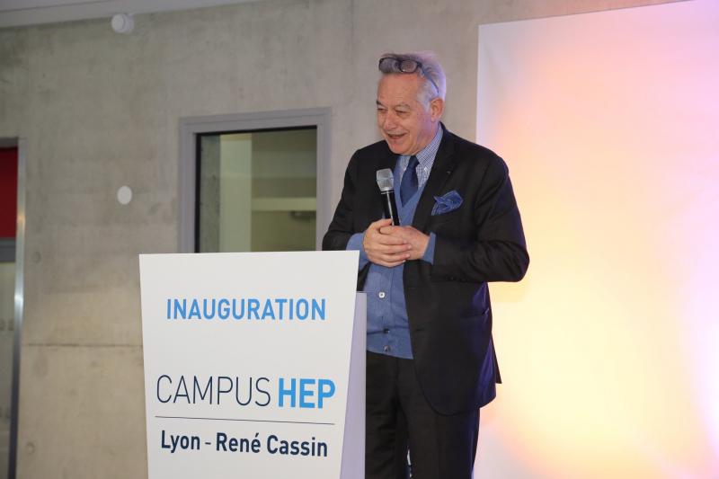Roger SERRE - Fondateur du Groupe IGS