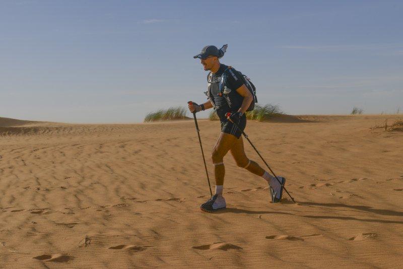 Malek Boukerchi, anthropologue, philo-conteur et ultra-marathonien de l'extrême