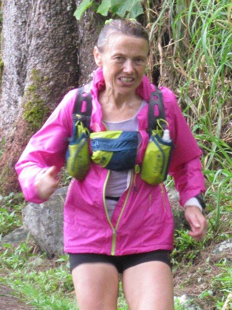 Nathalie MAUCLAIR, double championne du monde de trail (2013 et 2015)