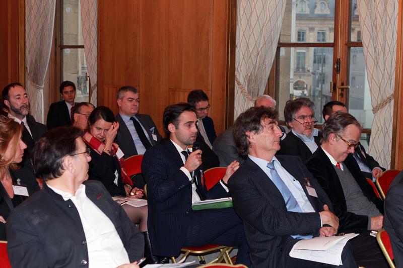 Petit déjeuner avec Guillaume Cerutti, Président-directeur général de Sotheby's France