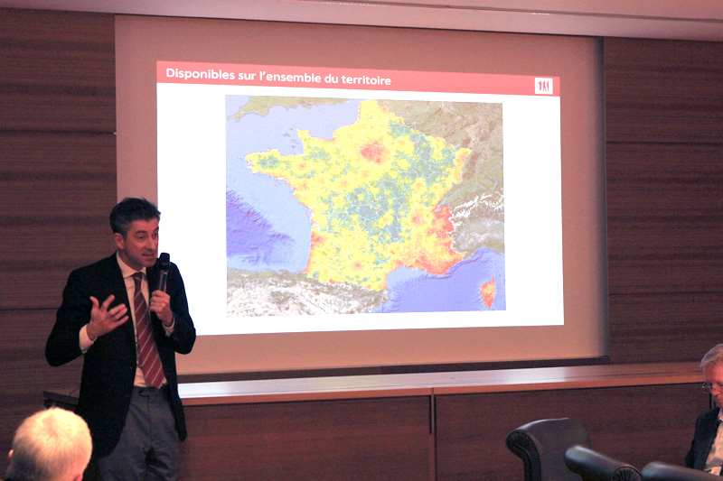 Petit déjeuner avec Sébastien de LAFOND, Président, co-fondateur de MeilleursAgents.com