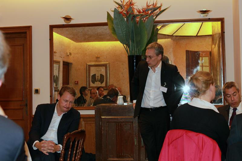 Petit déjeuner avec Denis Payre, fondateur de Nous Citoyens