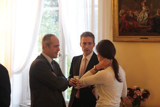 David Brunat, Thomas Legrain, Emanuelle Muhalenhover