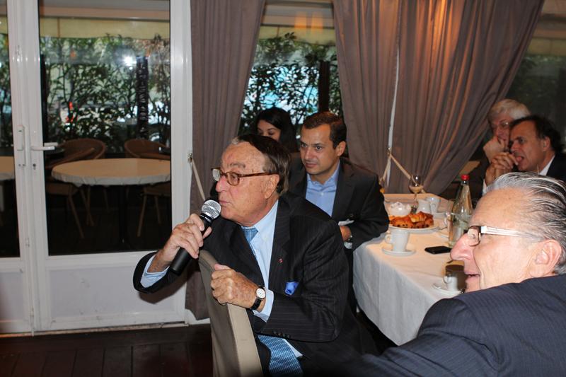Petit déjeuner avec Philippe GOULLIAUD