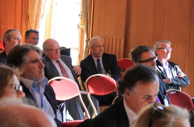 Petit-déjeuner du Club de l'Audace avec Jean-Luc PETITHUGUENIN