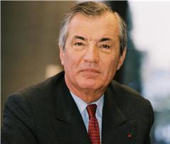 3 mai 2007 :  petit-déjeuner du Club de l'Audace avec Bertrand COLLOMB, PDG de Lafarge