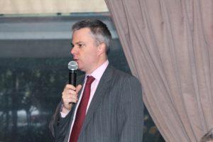 12 février 2013 : petit-déjeuner du Club de l'Audace avec Philippe MUTRICY, Directeur général délégué en charge de la stratégie et du pilotage de CDC Entreprises