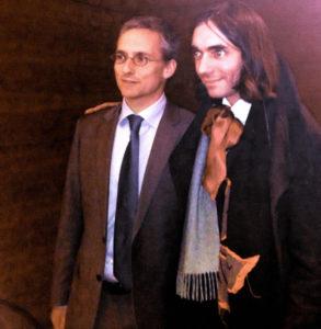 14 mai 2013 : petit-déjeuner du Club de l'Audace avec Cédric VILLANI, Professeur à l'université de Lyon, directeur de l'Institut Henri Poincaré, médaille Fields 2010