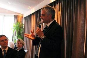 18 juin 2013 : petit-déjeuner du Club de l'Audace avec Hervé MORIN, Député de l'Eure, ancien ministre, président du Conseil national de l'UDI