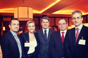 12 décembre 2013 : petit-déjeuner du Club de l'Audace avec Franck LOUVRIER, Président de Publicis Events et Vice-président de Publicis Consultants