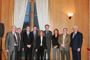 8 janvier 2015 : petit-déjeuner du Club de l'Audace avec Guillaume CERUTTI, Président-directeur général de Sotheby's France