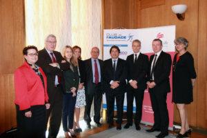 6 mai 2015 : petit-déjeuner du Club de l'Audace avec Dominique RESTINO, Président de l'APCE, Président de l'IME France, premier Vice-président de la CCI de Paris