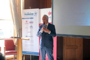25 juin 2015 : petit-déjeuner du Club de l'Audace avec Stéphane LAYANI, Président-directeur général de Semmaris, Rungis Marché International