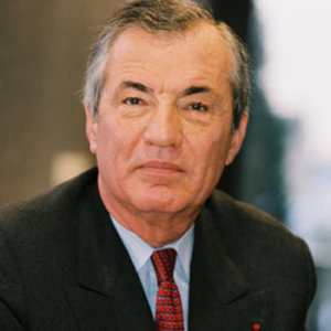 14 février 2007 : petit-déjeuner du Club de l'Audace avec Bertrand COLLOMB, Président de Lafarge