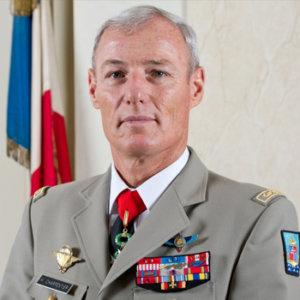 Petit-déjeuner avec le Général de corps d'armée Hervé CHARPENTIER