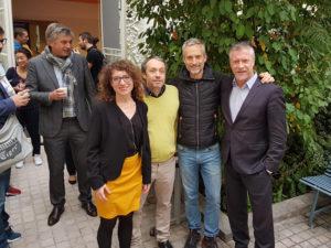 12 octobre 2018 : Petit déjeuner avec Pierre LAPEGUE, Podologue du Sport, dans le cadre du Cercle Sport et Entreprise du Club de l'Audace