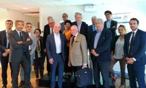17 juin 2019 : petit déjeuner avec Xavier MUSCA, Directeur général délégué du groupe Crédit Agricole