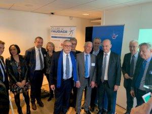 28 janvier 2020 : petit déjeuner avec Jean-Michel BLANQUER, Ministre de l'Education nationale