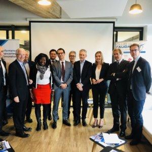 10 mars 2020 : petit déjeuner avec Carine KRAUS, Directrice générale de Veolia Energie France