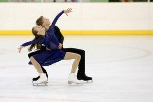 Emie LEFEBVRE, patinage sur glace, 13 ans, espoir catégorie Cadet « Ministère des Sports », vice-Championne de France 2019 de Danse sur Glace en couple catégorie Minimes, et classée 2ème au ranking national 2020 catégorie Cadet, diabétique de type I