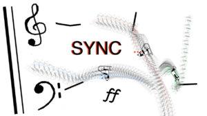 DoodleChaos synchronise la 5ème symphonie de Beethoven avec le jeu Line Rider à la perfection