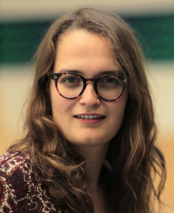 Svenia BUSSON, fondatrice de LearnSpace